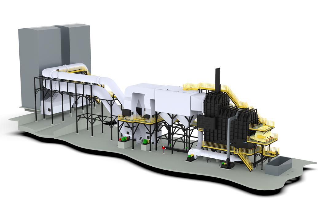 Generador de gas caliente – IGGQ
